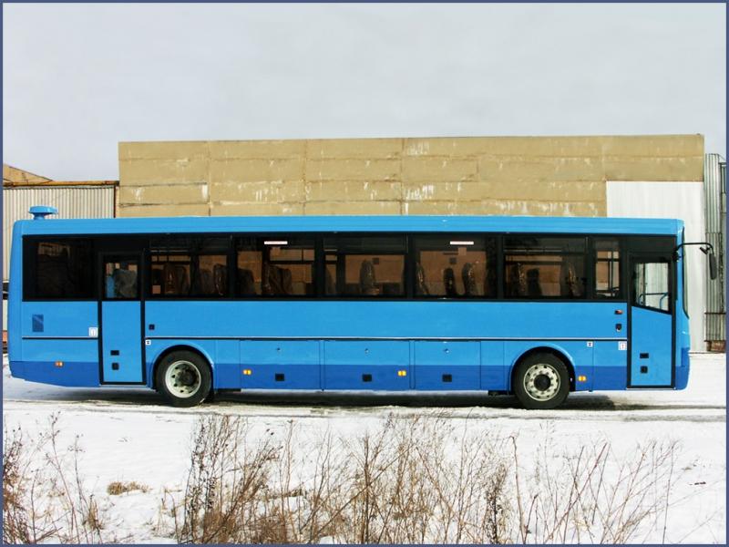 ЛИАЗ 5256 межгород