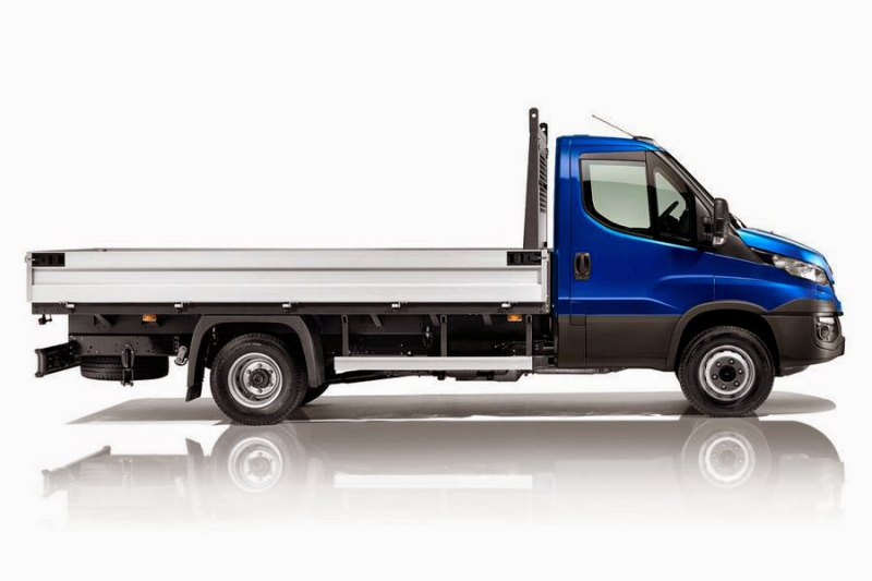 IVECO DAILY ШАССИ 70С15