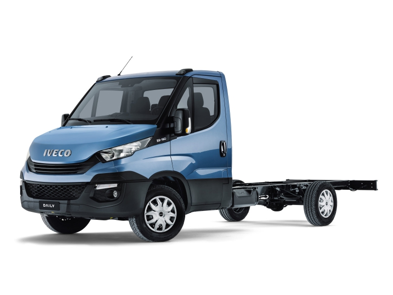 IVECO DAILY ШАССИ 35S15