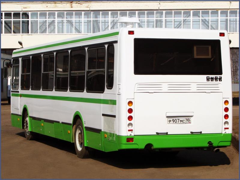 ЛиАЗ-5256-01 пригород