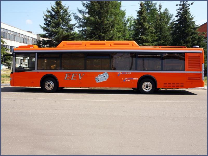 ЛиАЗ-5292 газовый (EEV)